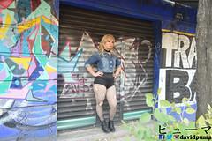 Black canary (davidpuma) Tags: woman dc mujer cosplayer dccomics blackcanary dcuniverse canarionegro