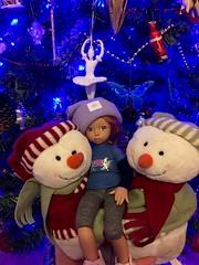 Merry Christmas Everyone :) 💠💠💠 (alina82roberts) Tags: littlefeeante fairyland bjdxmas bjd