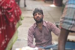Expression (bluelotus92) Tags: people india market expression expressive karnataka mysore mysuru devarajursmarket devarajaursmarket