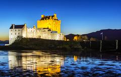 Eilean Donan (Geordie1970) Tags: eileandonan scottishcastle scottishhighlands scottishlandscape scotland kyleoflochalsh dornie lochduich lochlong lochalsh geordie1970 kintail nikond7100 nikon35mm