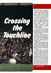 Coventry City vs Manchester United - 1981 - Page 23 (The Sky Strikers) Tags: coventry city manchester united highfield road sky blue official matchday magazine 30p football league division one