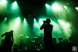 17.10.2016 // Architects @ Trix, Antwerp // Shot by Nikki Lucy