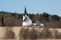 Dal Church (atranswe - harddrive fault) Tags: dsc2214 sweden sverige vstranorrland ed latn630541lone176307 dalchurch dalkyrka vr spring landsbygd ruralarea countryside ute outdoor atranswe