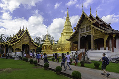Wat Phra Singh (Aresio) Tags: watphrasingh thailand chiangmai temple buddhism landscape