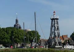 Enkhuizen vuurtoren (Arthur-A) Tags: enkhuizen nederland netherlands vuurtoren lighthouse