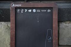 Not what the Doctor ordered (ghostwriter71) Tags: polen poland polska danzig gdańsk pepsi blackboard 7up