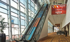 Events, Escalator Graphics