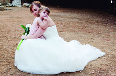 Love u (paufelix) Tags: daughter mother wedding love tenderness life madre hija amor boda ternura