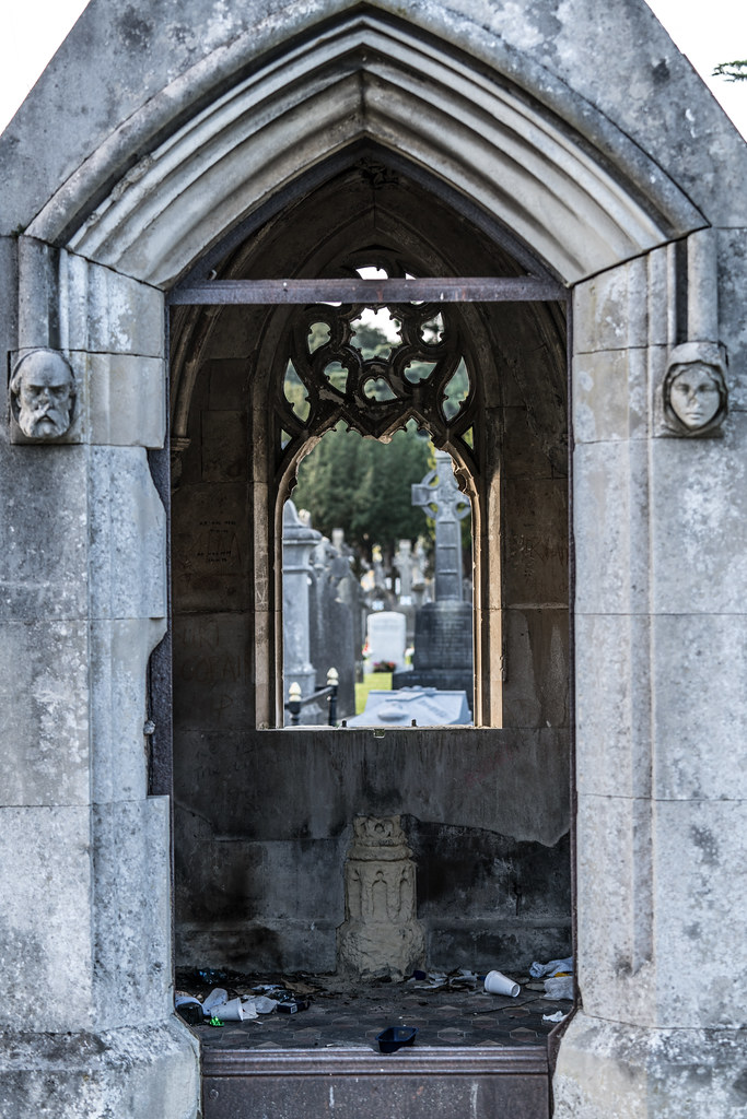 A QUICK VISIT TO GLASNEVIN CEMETERY[SONY F2.8 70-200 GM LENS]-122091