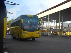 Bachelor Tours 4584 (Monkey D. Luffy 2) Tags: bus hino mindanao philbes philippine philippines photography enthusiasts society