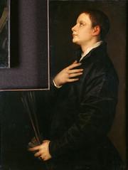 The Son of Orator Francesco Filetto (?) (lluisribesmateu1969) Tags: portrait titian notonview 16thcentury kunsthistorischesmuseumwien vienna