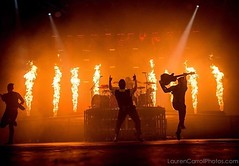 #Repost #Shinedown: Syracuse! Y'all ready for tonight? (Side note: we are not allowed to use our fire in this venue as per age of venue) but we gonna blow some other stuff up for y'all. (ShinedownsNation) Tags: shinedown nation shinedowns zach myers brent smith eric bass barry kerch