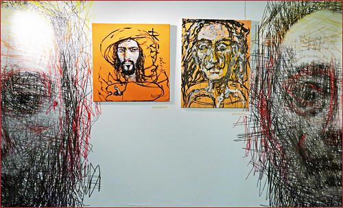 De Salvador à Dali, une exposition à Liège Guillemins, Liège, Belgium