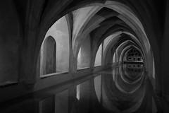Sevilla Alcazar Baths (gerdvanmechelen) Tags: andalusia andalucia spain espagna sevilla alcazar baths