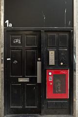 N161103_003.jpg (Tristan Styles) Tags: southwest urban nikon red colour bristol abstract black df copyright2016tristanstylesallrightsreserved england uk door unitedkingdom