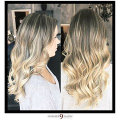 """Stylist, MJ created these beautiful, foilyage results! #foilyage • <a style=""""font-size:0.8em;"""" href=""""http://www.flickr.com/photos/41394475@N04/30638488935/"""" target=""""_blank"""">View on Flickr</a>"""