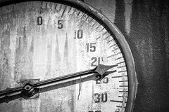 Dresden, Germany - The Old Gasometer (Maurizio Roccia) Tags: maurizioroccia biancoenero tecnologia tecnology bw blackandwhite