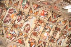 Vatikanische Museen (CA_Rotwang) Tags: sixtinische kapelle vatican vatikan rome papst pope museum italy italien vatikanstadt roma antike ancient roman raffael michelangelo kunst art geschichte history kirche church