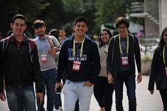 Asistentes en Campus Monterrey