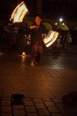 IMG_7600 (januszwilczek) Tags: noc kraków cracov rynek market taniec dance street city streettheatre theatre performance performers artist art festival ulicznyteatr
