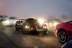 One of the best moment in Japan (AaronChungPhoto) Tags: zonda pagani absolute 1of1 oneoff v12 amg supercar car hypercar paganiraduno tougerun japan