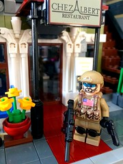 Urban Operation (jonahfox1) Tags: lego brickarms minifigcat eclipsegrafx minifig special forces seal team