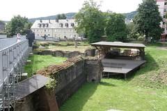 Trier (2016) - Barbarathermen (glanerbrug.info) Tags: duitsland 2016 rheinlandpfalz rijnlandpalts romeinen deutschlandrheinlandpfalzstadttrier trierbarbarathermen