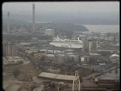 Vrtahamnen 1986 (hjnship) Tags: vrtahamnen finlandia siljaline super8