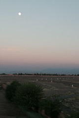 Moon over Marrakech (StudioCB) Tags: marrakech moon sunset landscape atlasmountains morocco