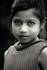 Autour de Katmandou (Proverich) Tags: asia asie nepal nepalese fille girl bw