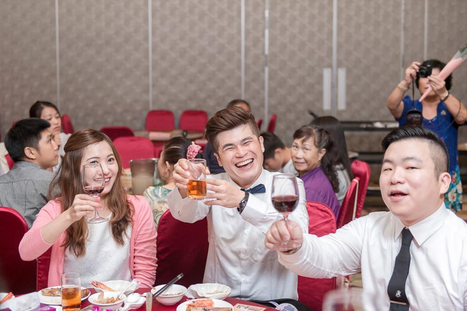 台南婚攝 婚禮紀錄 情定婚宴城堡 C & M 163