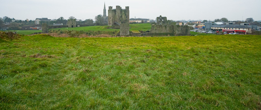 TRIM CASTLE AND NEARBY [COUNTY MEATH]-123598