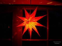 Er leuchtet wieder ... (gartenzaun2009) Tags: stern advent weihnachten