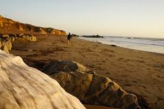 Cambria (florianselchow) Tags: beach landscape sunset nex sony cambria
