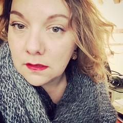 40 ans (Iliveinaroom) Tags: woman lipstick autoportrait 40 selfie birthday