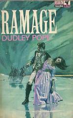 Ramage (54mge) Tags: paperback novel fiction pan ramage