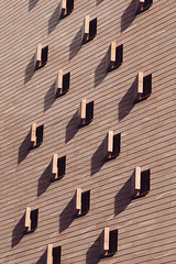 heavy shutters (Sabinche) Tags: window facade building frankfurt hesse germany hometown architecture