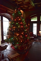 Holiday Open House, 2016 (Evanston History Center at the Dawes House) Tags: hoh 2016 dawes christmas holiday