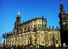 Catholic Church, Dresden (Klikks) Tags: dresden church travel nokia lumia940 photography europe germany saxony saxhsen deutschland