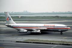N7578A Boeing 707-123B American Airlines (pslg05896) Tags: n7578a boeing707 americanairlines jfk kjfk newyork