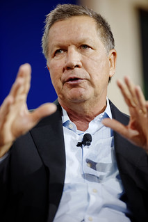 From flickr.com/photos/80038275@N00/20610440768/: Governor of Ohio John Kasich