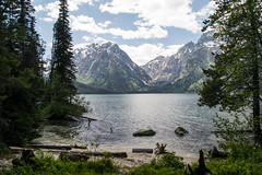Grand Teton National Park (kelseyrk) Tags: travel lake nature wyoming grandtetonnationalpark leighlake