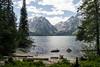 Grand Teton National Park (kelseyrk) Tags: travel lake nature wyoming grandtetonnationalpark leighlake