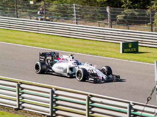 Belgian GP - Williams Martini Racing - Valtteri Bottas