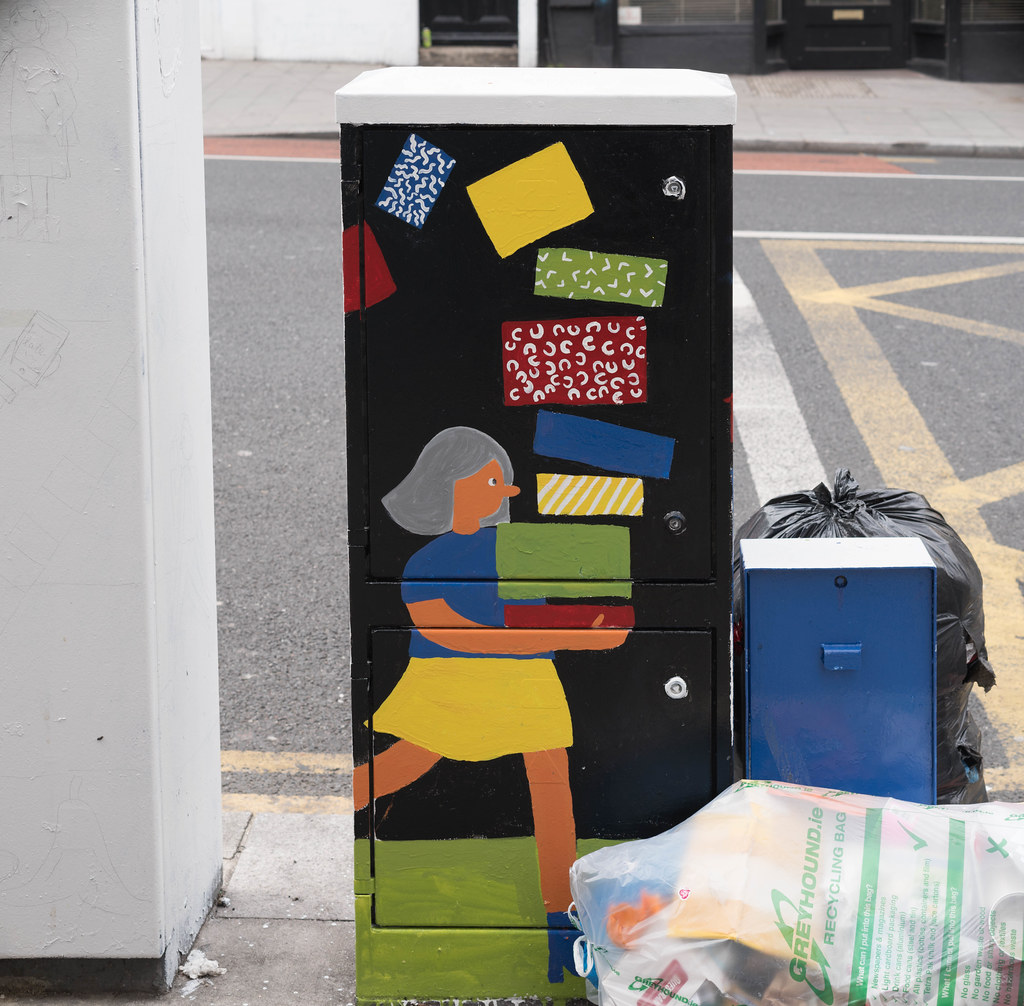 DUBLIN CANVAS [NEW PAINT A BOX PROGRAMME] REF-107952