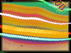 Splashes of Color on the Beach (garlandcannon) Tags: brightlycolored coloronthebeach abstractedflipflops abstractedbeachtowel