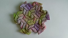 1a - Joel Cooper (Monika Hankova) Tags: origami cooper tessellation