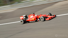 Sebastian Vettel - Monza 2015 (Alessio x79x) Tags: sport formulaone panning formula1 fia motorsport autodromo monza formulauno parabolica autodromodimonza sigma70200f28apoexdghsm motrors