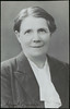 Headmistress at Hornsby Girls High, 1931-1937 (State Archives NSW) Tags: blackandwhite women archives newsouthwales schools hornsby principal syndey headmistress staterecordsnsw
