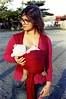(Alfredo Belohlavek) Tags: park boy woman baby film girl mom nikon child kodak mother negative sling 400 epson breastfeeding nikkor portra zoomlens presskit breastfeed tiffen 3570mm c41 jobo v500 n8008s warmingfilter 81a